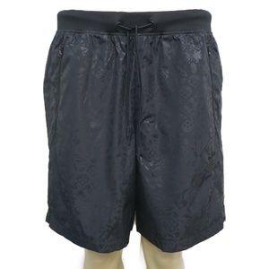 CF5327 Adidas Men Ornamental Jacquard Print Shorts